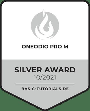 OneOdio Pro M Silber Award