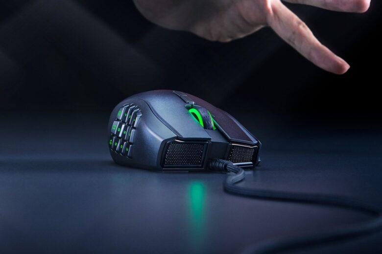 Beste MMO Gaming-Maus für Linkshänder: Razer Naga Left-Handed Edition